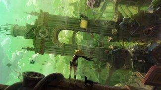 Gravity Rush 2: So schön sieht das Sequel im Trailer aus