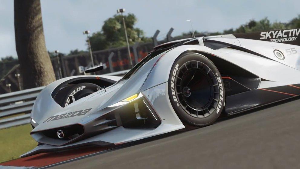Gran Turismo Sport: Die Auswahl an Fahrzeugen ist gewohnt riesig.