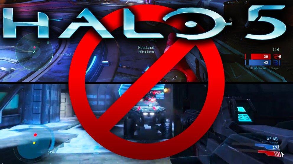 Einen lokalen Splitscreen-Modus sucht man in Halo 5 vergebens.