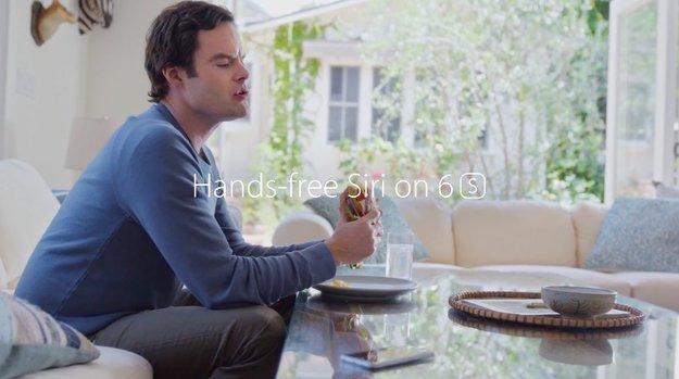 """iPhone 6s: Neue Werbespots zeigen Live Photos und """"Hey Siri"""""""