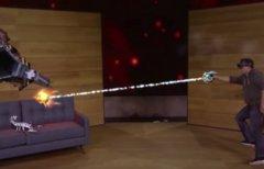 Microsoft HoloLens Project...