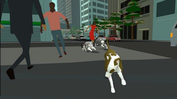 Home Free: Open-World aus den Augen eines Hundes