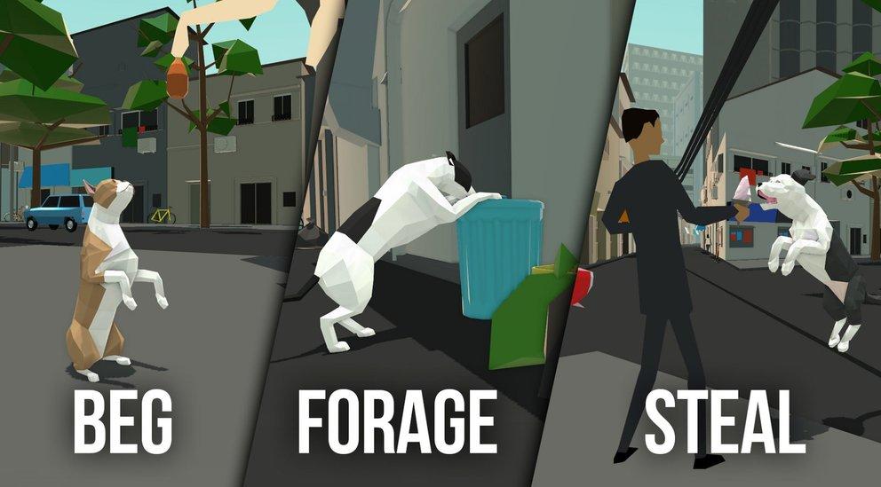 Home Free: Als Hund folgt ihr euren Instinkten.