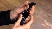 Huawei Watch im Unboxing: Edle Smartwatch ausgepackt und ausprobiert