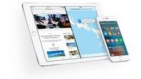 Apple veröffentlicht zweite Beta von iOS 9.2.1