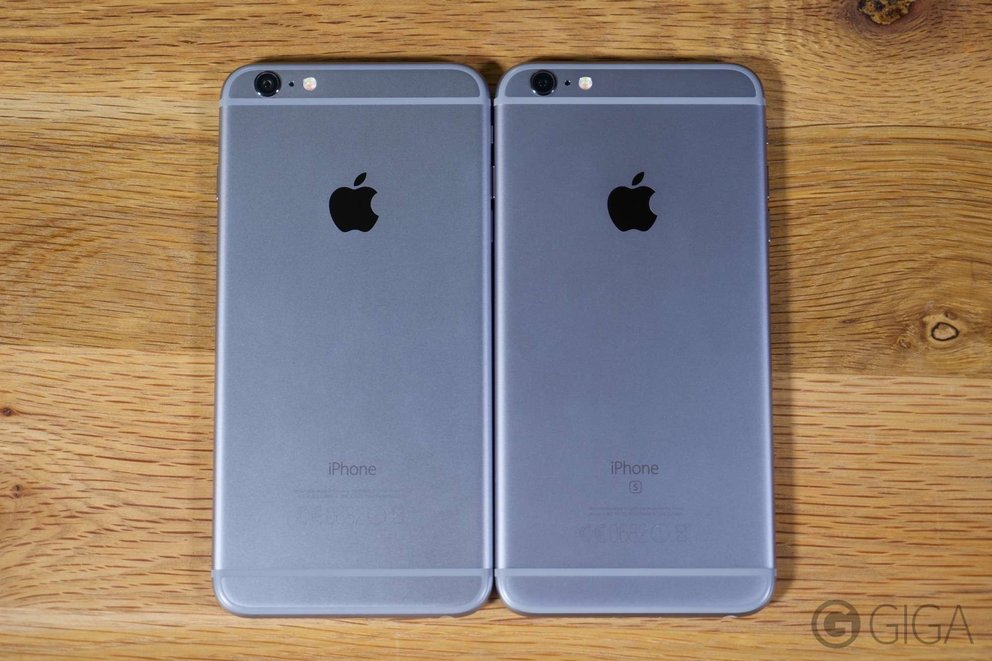 iPhone 6 Plus vs. iPhone 6s Plus
