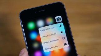3D Touch mit iPhone 6 – geht das?