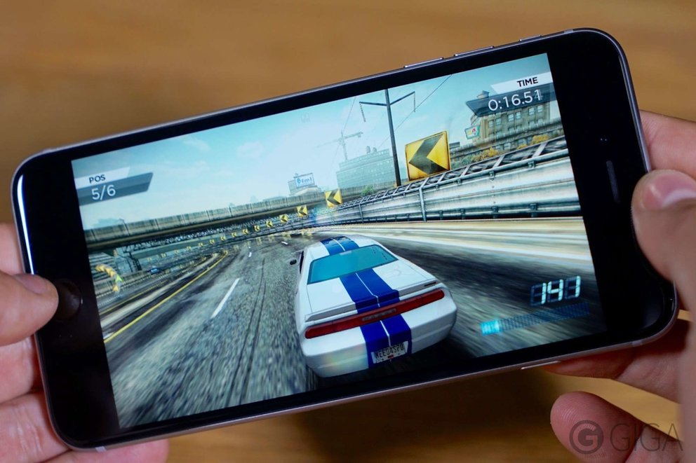 iPhone 6s Plus – Performance