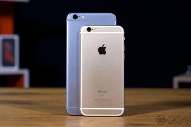 iPhone 6s: Benutzungsstatistiken sprechen gegen schwache Verkaufszahlen