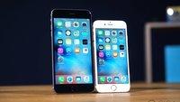 iPhone 6s: So viel schneller ist das Smartphone mit neuem Akku