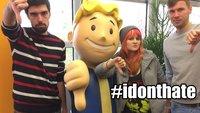 Zeichen setzen gegen Cybermobbing: #idonthate