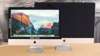 iMac 2015 mit 4K-Display (21,5 Zoll) im Video
