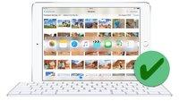 Magic Keyboard: iPad und Apple TV werden unterstützt