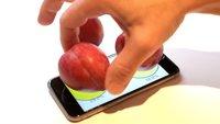 3D Touch kann iPhone 6s Gegenstände wiegen lassen