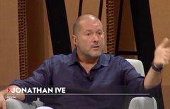 Jonathan Ive spricht über...