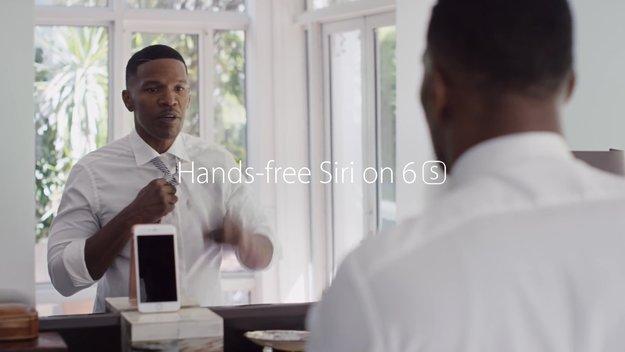 """iPhone 6s: Neue Werbespots mit Kameras und """"Hey Siri"""" im Fokus"""
