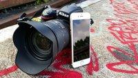 Kameravergleich: Wie gut schlagen sich iPhone 6s und Galaxy S6 gegenüber einer Profi-DSLR?