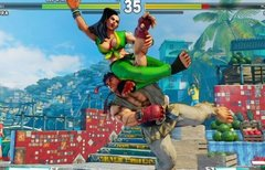 Street Fighter 5: Laura...