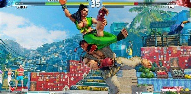 Street Fighter 5: Laura offiziell im Video vorgestellt