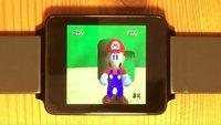 Hobby-Entwickler bringt N64-Emulator auf die LG G Watch