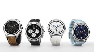 LG Watch Urbane: Rückruf der zweiten Generation der Smartwatch