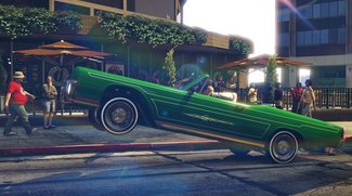 GTA 5: Hüpfende Karren und rauchende Colts im Lowrider-DLC