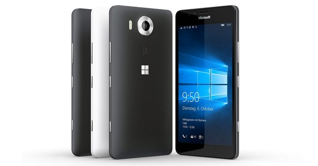 "Microsoft Lumia 950: Monatliche ""Windows as a Service"" Updates"