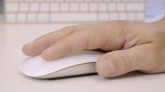 Die neue Apple Magic Mouse 2 ausprobiert (Video)