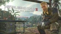 Metal Gear Online: Klassen und Spielmodi - Alle Infos im Überblick
