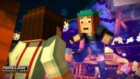 Minecraft Story Mode: Neuer Trailer macht Laune!