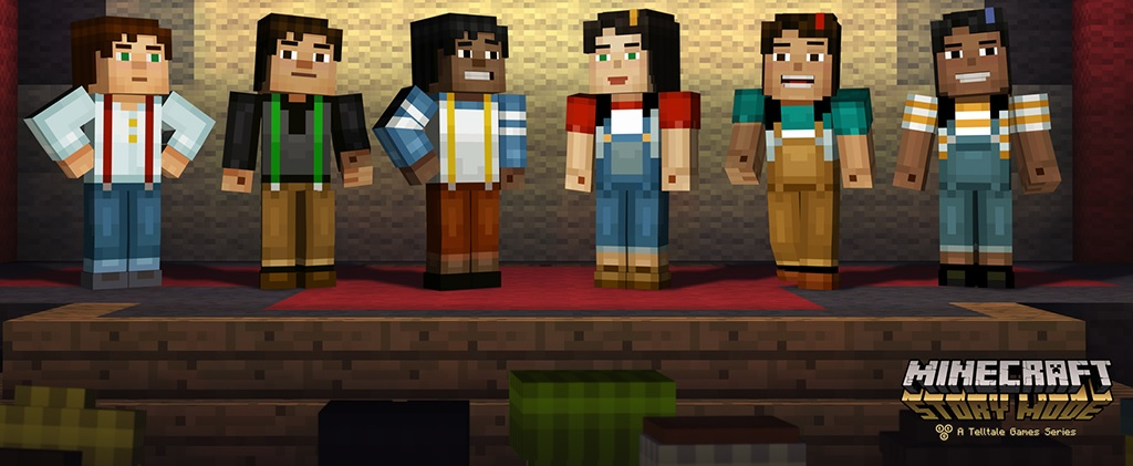 Minecraft Story Mode Alle Erfolge Und Trophäen Leitfaden Und