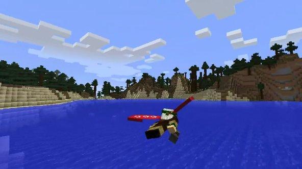 Minecraft: Update verleiht euch Flügel!