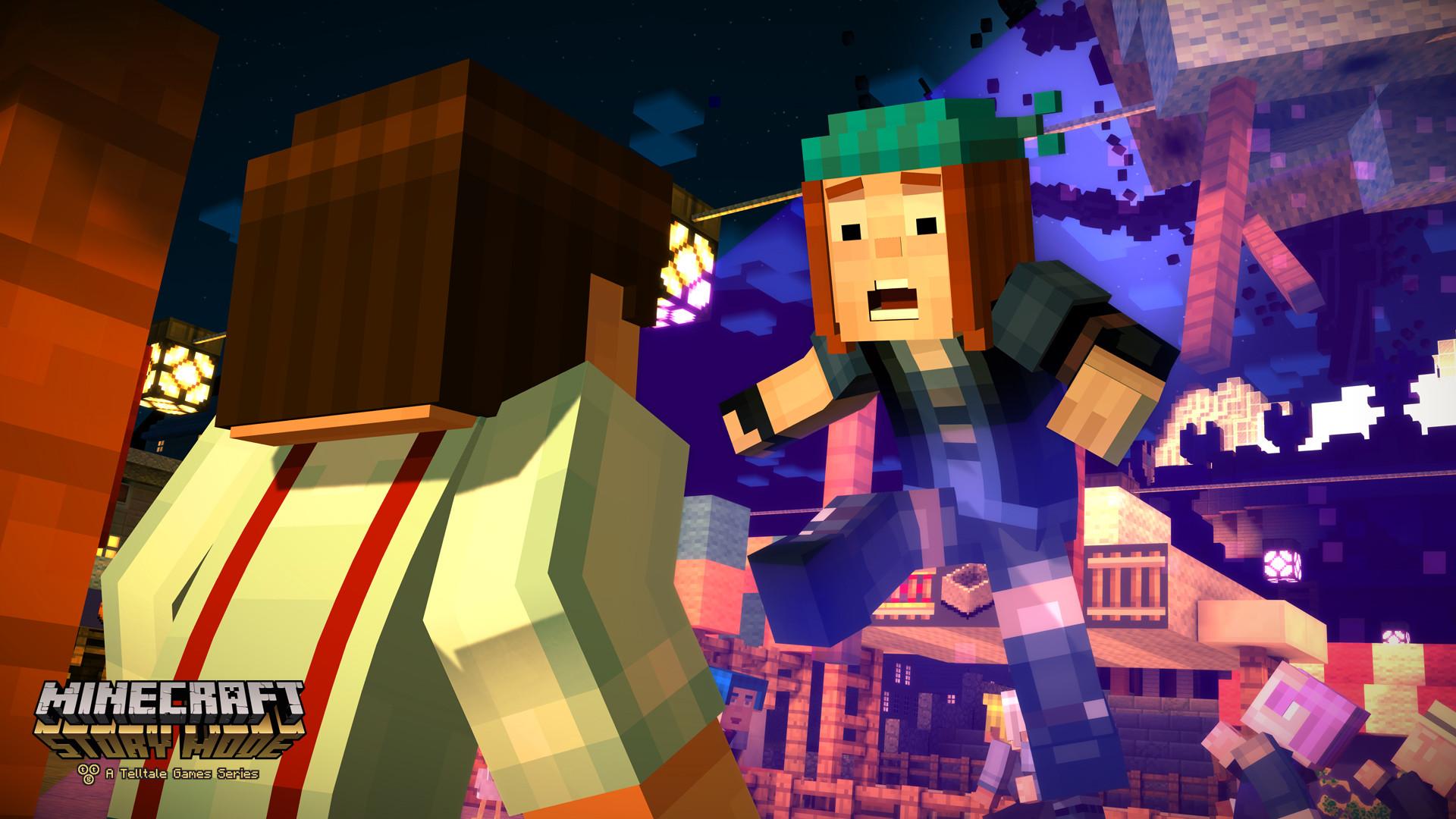 Ist Minecraft Story Mode Nur Was Für Kinder Der Ultimative Test Für - Minecraft spielen kinder