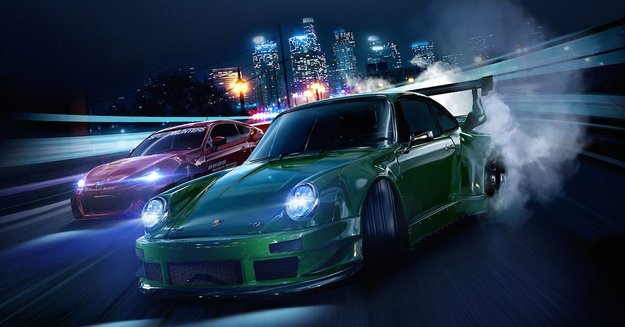 Need for Speed: Infos zur digitalen Version - Größe und Pre-Load