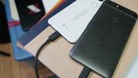Nexus 6P und 5X  fungieren als Akkupack, können andere Geräte aufladen