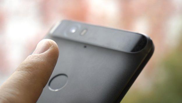 Nexus 6P und 5X: Fingerabdruck statt Passwort bei Play Store-Käufen möglich