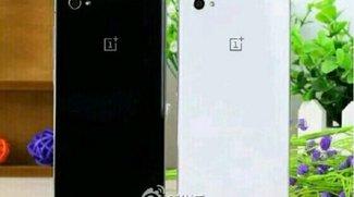 OnePlus X: Neue Bilder zeigen Smartphone in Schwarz und Weiß