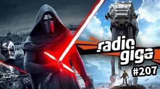 radio giga #207: Die Battlefront-Beta und die Zukunft von Star Wars
