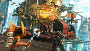 Ratchet and Clank: Seht euch den neusten Trailer an