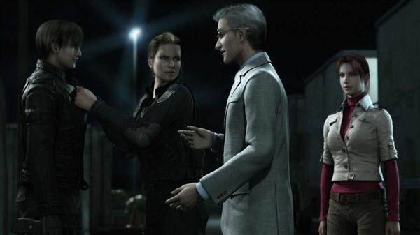 Resident Evil: Weiterer Animationsfilm erscheint 2017