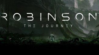 Robinson - The Journey: Dinos und Wheatley in VR sehen gut aus!