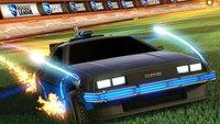 """Rocket League: Erhält """"Zurück in die Zukunft""""-DLC!"""