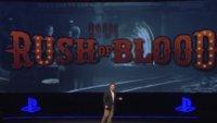 Until Dawn - Rush of Blood: Gameplay-Video ist etwas ernüchternd