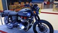 Snakes Motorrad auf eBay - Einmal wie The Boss fühlen
