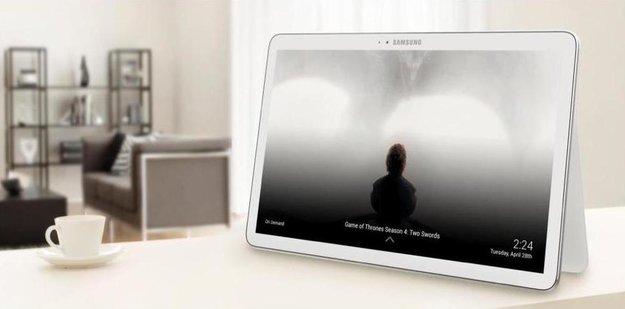 Samsung Galaxy View: Neue Infos und Bilder vom XXL-Tablet mit 18,4-Zoll-Display