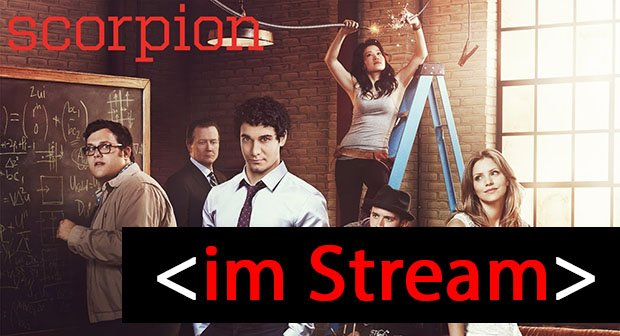 Scorpion Serien Stream
