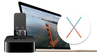 Bildschirmschoner vom Apple TV 4 auf dem Mac nutzen: So geht's noch einfacher…