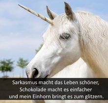 Einhorn-Sprüche: Cool, gut und lustig für WhatsApp, Facebook und zum Nachdenken