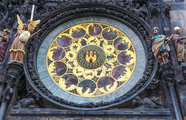 Prager Rathausuhr: So sieht sie von innen aus