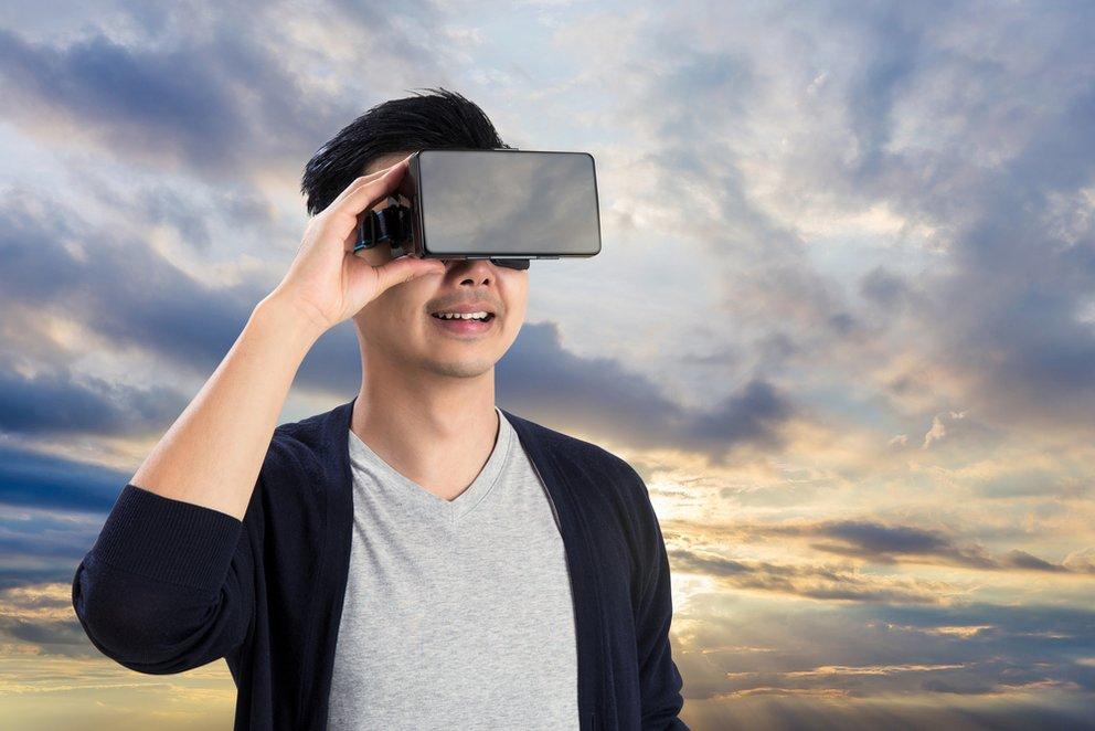 Virtuelle Dating-Spiele durch